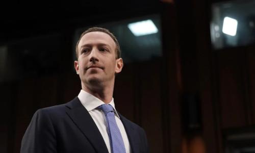 A photo of Mark Zuckerberg